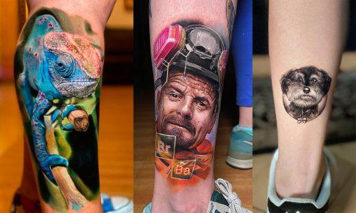 tatuajes hiperrealistas Venezuela