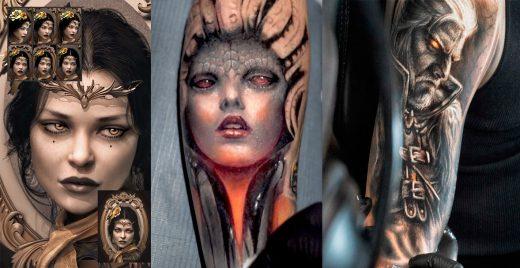 tatuadores venezolanos famosos