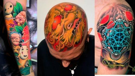 castillo tattoo