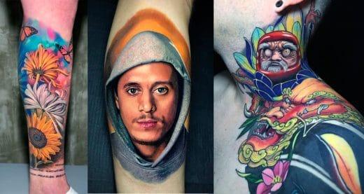 tatuadores de Venezuela famosos