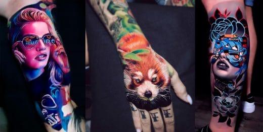 tatuadores famosos de Venezuela