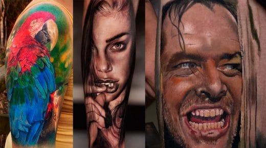 exponentes venezolanos del tatuaje