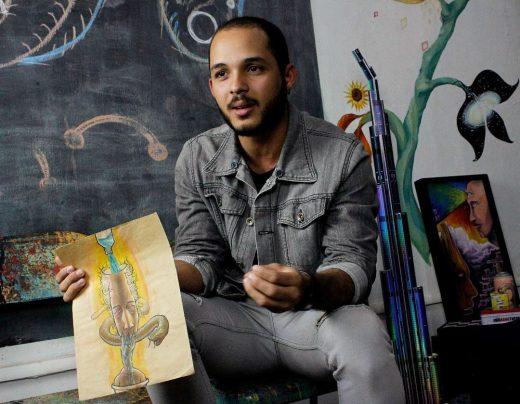 tatuadores de Venezuela