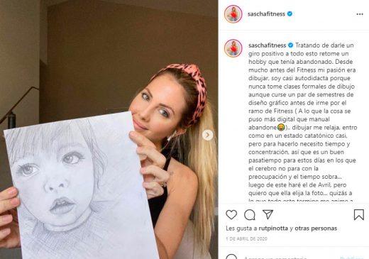 dibujos de sascha