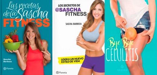 Libros de Sascha Fitness
