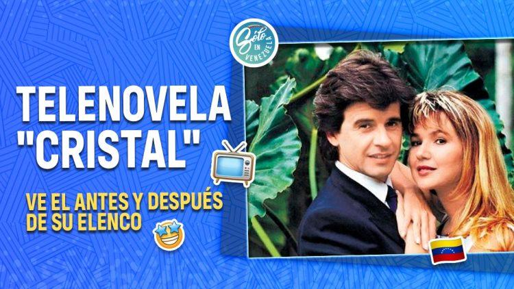 Novela venezolana Cristal