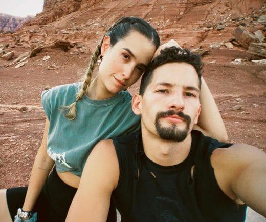 Mau y Sara Escobar