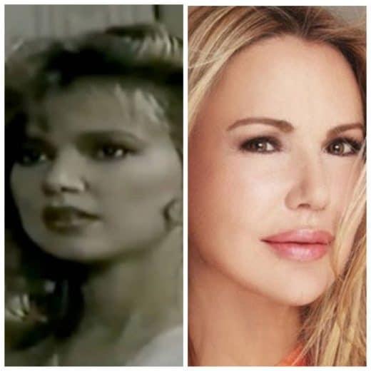 Protagonistas de la telenovela Cristal