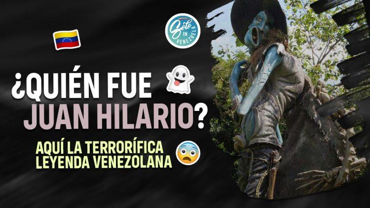 Juan Hilario y el Silbón