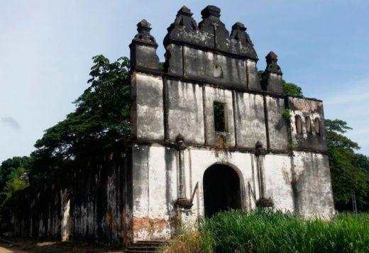 Iglesias abandonadas en Venezuela