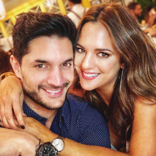 parejas de la farándula venezolana