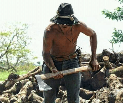 leyenda venezolana del hachador