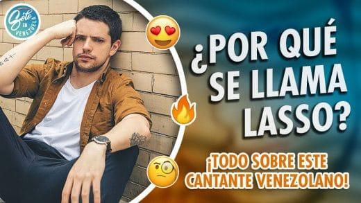 Lasso cantante venezolano