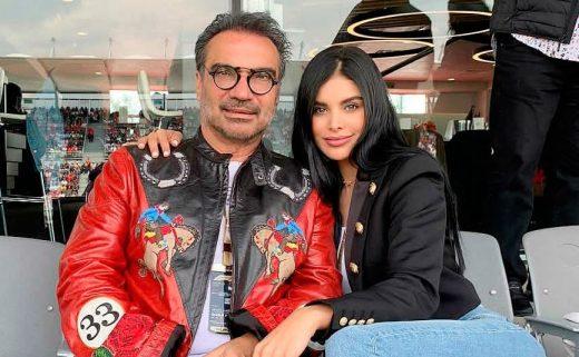 Ninoska y Javier Rodríguez