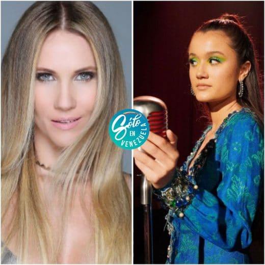famosos venezolanos con hijos cantantes