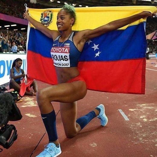 deportistas venezolanas
