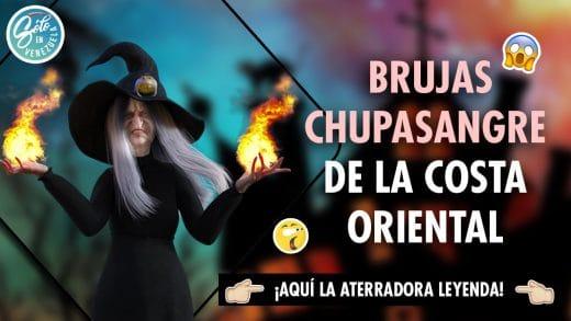 Brujas chupasangre leyenda venezolana
