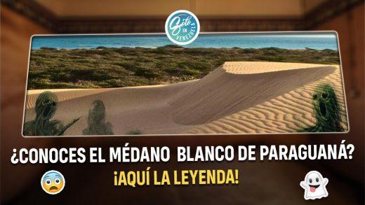 Médano Blanco de Paraguaná