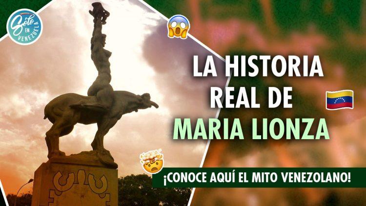 Maria Lionza historia