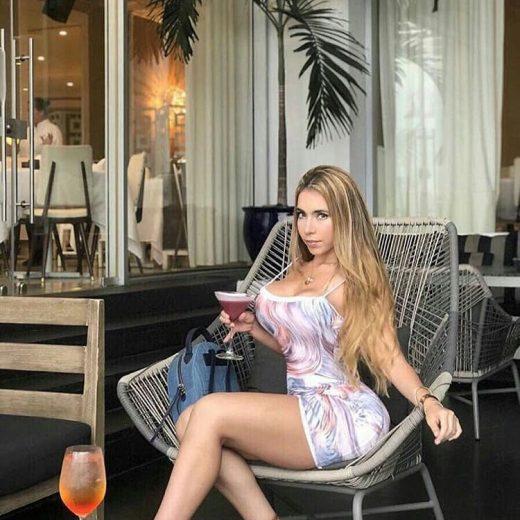 Vanessa Bohórquez biografía