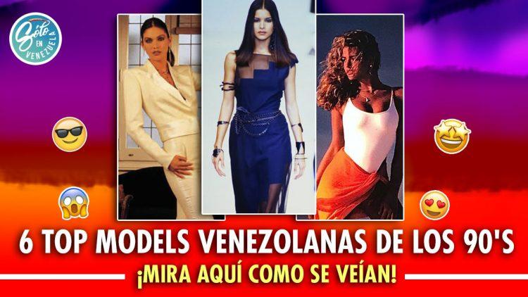 modelos venezolanas famosas