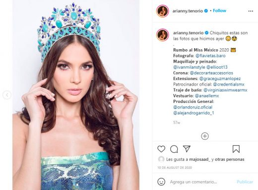Arianny Tenorio Miss