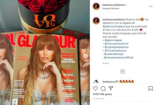 Modelos venezolanas en revistas famosas