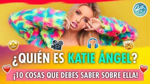 Katie Ángel biografía