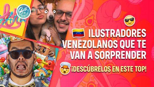 ilustradores venezolanos